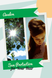 Sun Protection for your hair