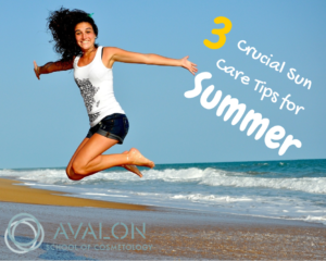 3 Crucial sun care tips for summer
