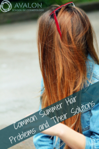 Common summer hair problem and their solutions