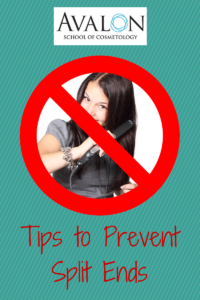 Tips to Prevent Split Ends