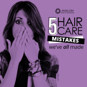 Hair Care mistakes we all make