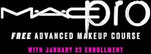 MAC Advanced Makeup Course logo