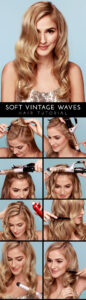 Soft Vintage waves tutorial