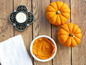 Pumpkins Facial Mask Recipe