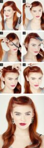 Victory rolls tutorial