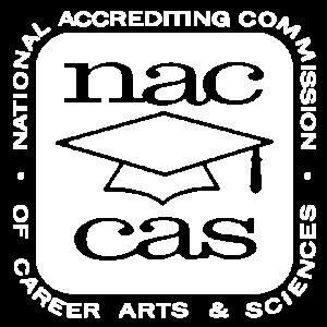 White nacas logo