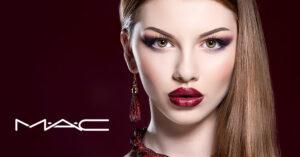 MAC Makeup model