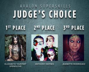 avalon superskills judges chioce