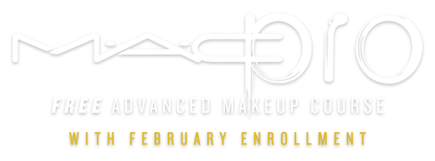 Avalon MAC makeup course promotion