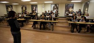 Beauty School Instructor Training