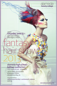 2013 Avalon Fantasy Hair Show - Layton