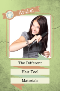 hair tool graphic