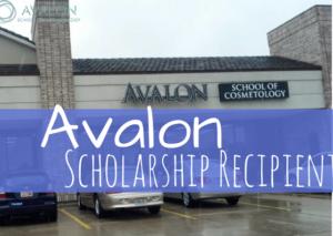 Avalon scholarship recipients