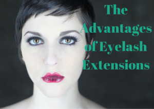 The Advantages of eyelash extensions