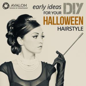 DIY Halloween Hairstyles