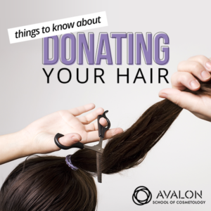 Things to know about Donating your Hair