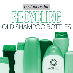 Best ideas for Recycling Shampoo Bottles