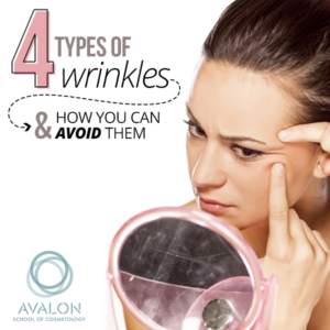 4 Types of Wrinkles and how to avoid them