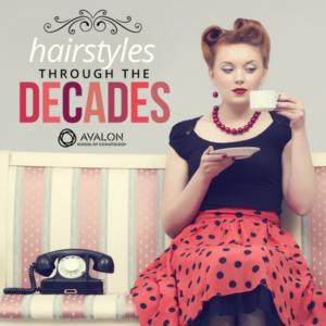Hairstyles through the Decades