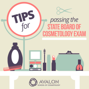 Tips for passing the state board of cosmetology Passing State Board