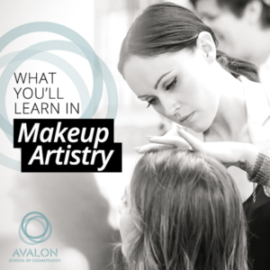 What you'll learn in makeup artistry school in Alameda California