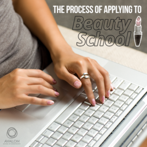 How to apply to beauty school, hair school in UT, AZ, CA