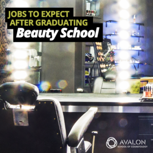 List of jobs available after graduating beauty school in Utah, Arizona, California