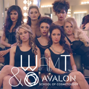 WAMT and Avalon School of Cosmetology Hair Show Arizona