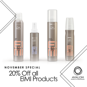 Receive 20% off all EMI Products