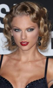Taylor Swift Finger Waves Hair