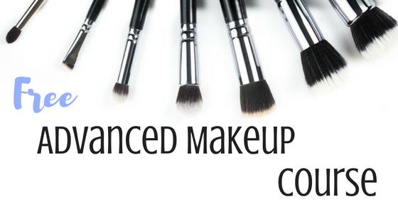 free advanced makeup course