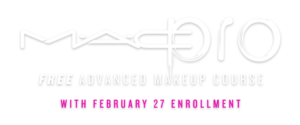 MAC Advanced Makeup Course logo