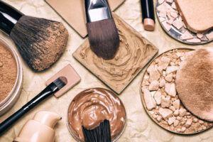 is liquid or powder foundation better