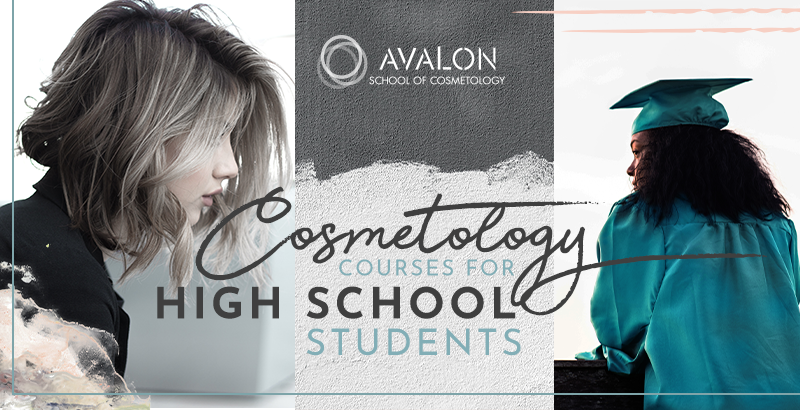 Cosmetology courses for high school students
