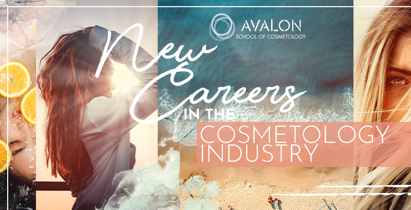 New careers in the cosmetology industry