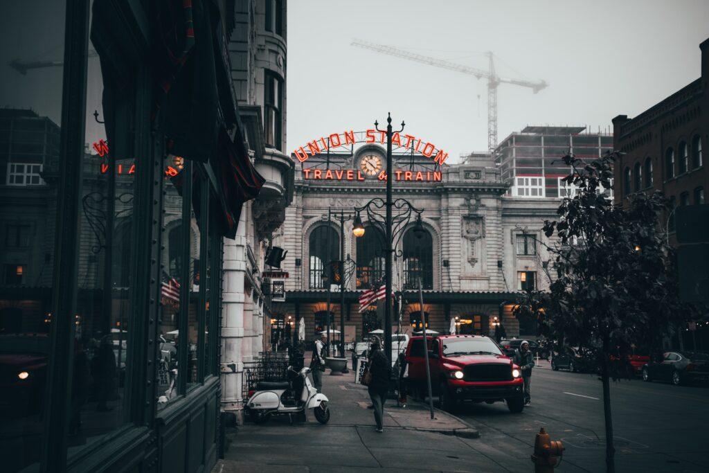 Photo of Denver, Colorado.