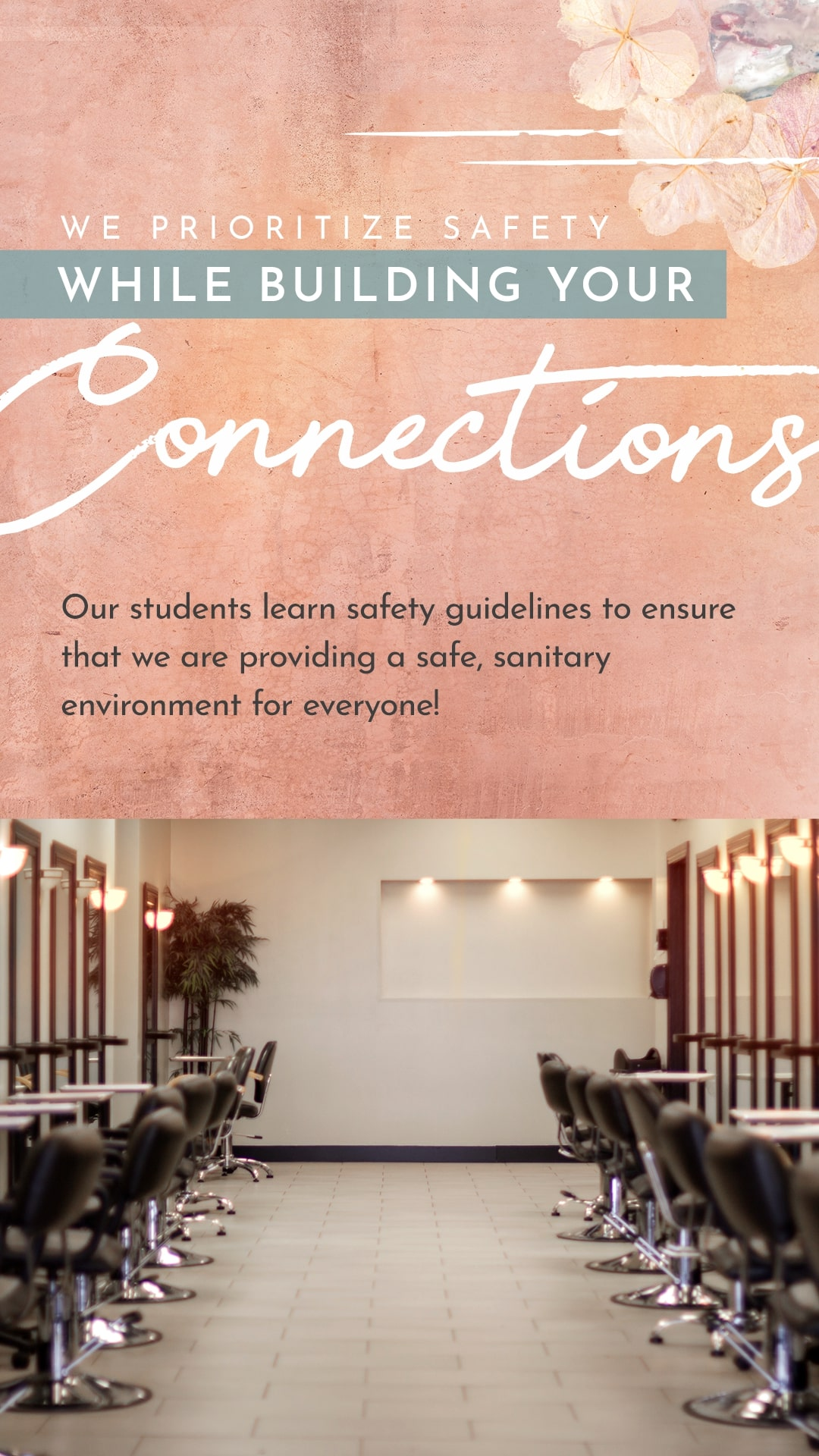How Avalon School of Cosmetology is keeping people safe.